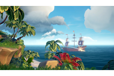How Microsoft's Rare imagined the pirate world of Sea of ...
