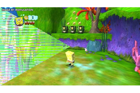 SpongeBob's Truth or Square (USA) Nintendo Wii ISO ...
