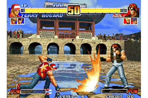 The King of Fighters '96 (Virtual Console) Review for Wii ...