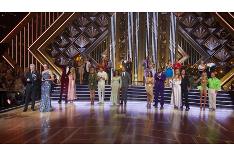 'Dancing With the Stars': The Judges' Vote Eliminates the ...