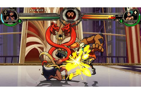 Skullgirls: Eliza on Steam