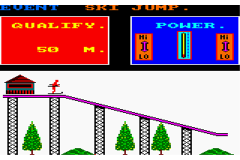 Download Alpine Games (Amstrad CPC) - My Abandonware
