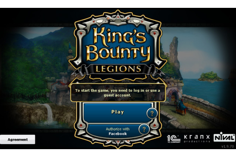 King's Bounty: Legions – Games for Windows Phone 2018 ...