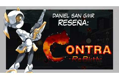 Reseña #10 | CONTRA REBIRTH (Wii) - YouTube