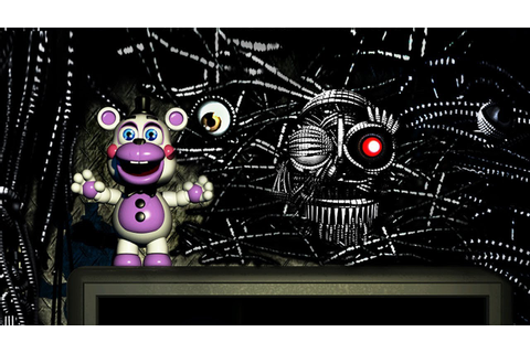 FNAF 6 - If Mutant Ennard is in the Game - YouTube
