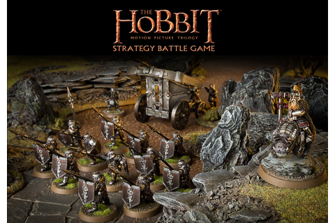 What is The Hobbit An Unexpected Journey Strategy Battle ...