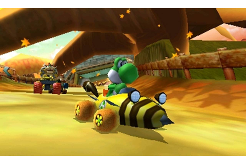 Mario Kart 7 Review « GamingBolt.com: Video Game News ...