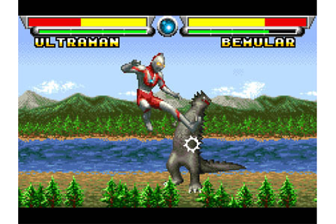 Ultraman Review for WonderSwan (2001) - Defunct Games