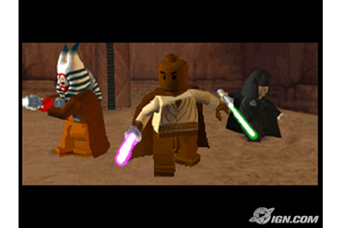 LEGO Star Wars: Complete Saga Screenshots, Pictures ...