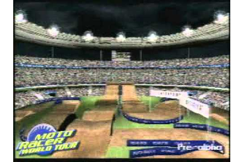Moto Racer World Tour trailer (PS1) - YouTube