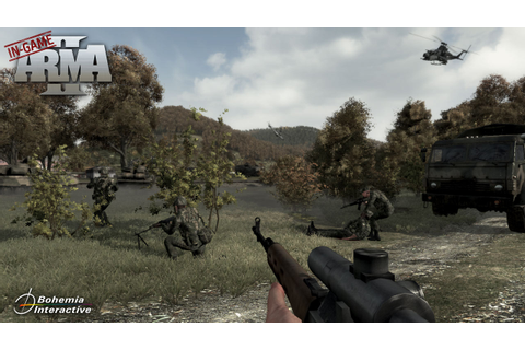 Koop ArmA 2 PC spel | Download
