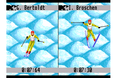 Olympic Winter Games - Lillehammer 94 Download Game ...