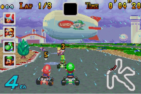Mario Kart Super Circuit Screenshots, Pictures, Wallpapers ...