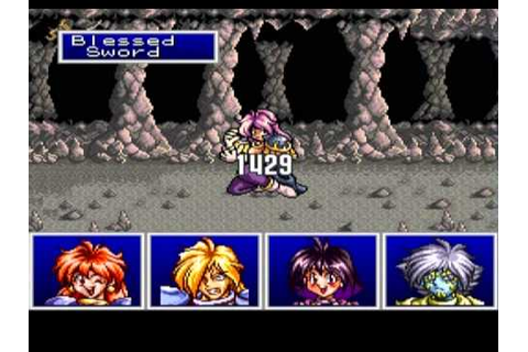 [Slayers SNES] Copy Lina vs. Copy Lina#2 (English) - YouTube