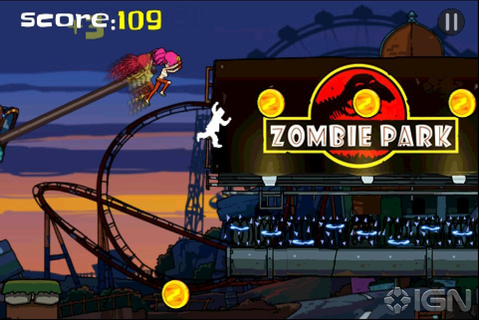 Zombie Parkour Runner Screenshots, Pictures, Wallpapers ...