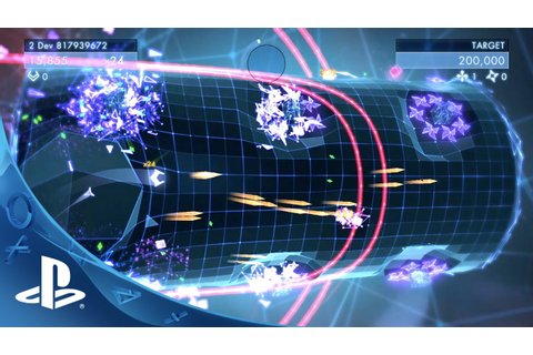 Geometry Wars 3: Dimensions Interview | PS4, PS3 - YouTube