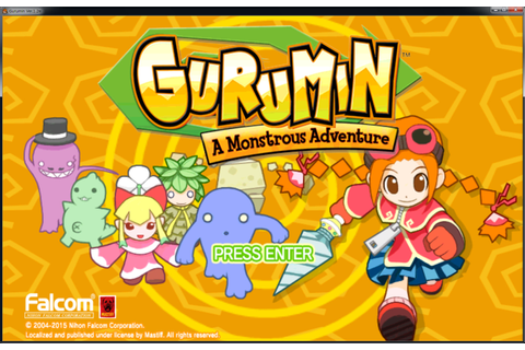 Download Gurumin: A Monstrous Adventure Full PC Game