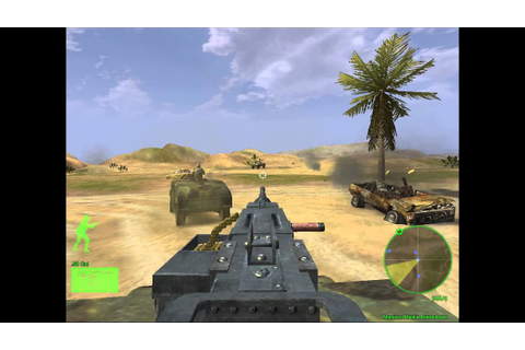 Delta Force 5 Gameplay Pc - YouTube