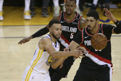 Warriors vs. Blazers game 2 preview: No Durant, no problem ...