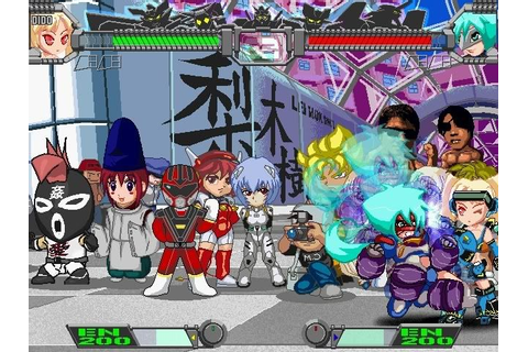 Super Cosplay War Ultra Infinity PC Game Full Free ...