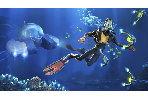 Subnautica will be free on the Epic Store for a limited ...