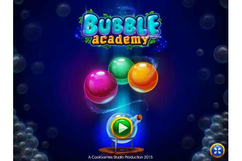 Phaser - News - Bubble Academy: Learn all about magic ...