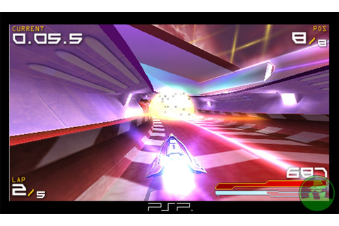 WipEout Pure Screenshots, Pictures, Wallpapers ...