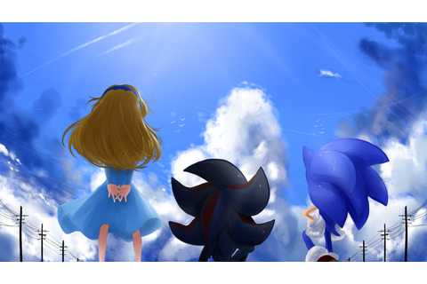 Sky by Unichrome-uni on DeviantArt | sonic | Shadow, maria ...