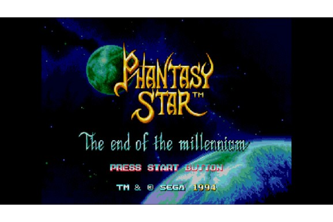 The RetroBeat: Phantasy Star IV is the perfect classic ...