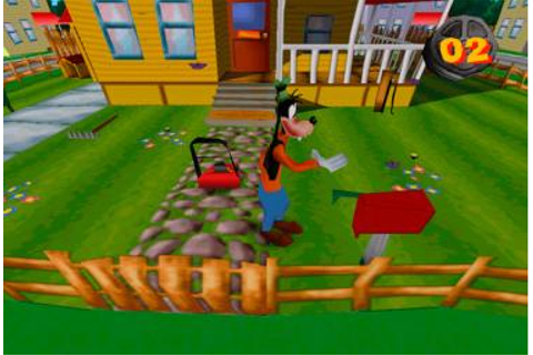 Screens: Goofy's Fun House - PlayStation (9 of 10)