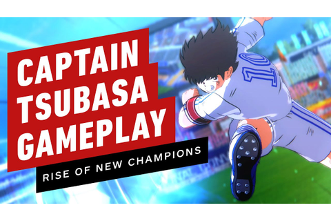 Captain Tsubasa: Rise of New Champions - Full Match ...