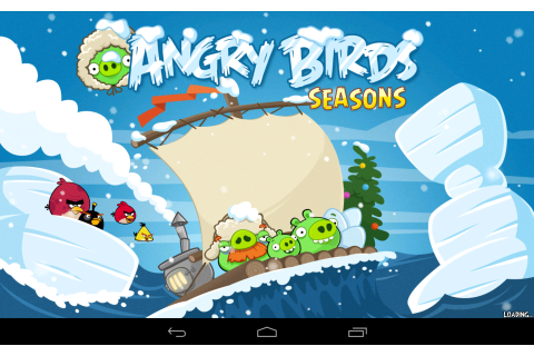 Angry Birds Seasons – Games for Android 2018 – Free ...