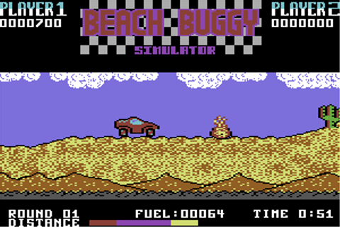 Download Beach Buggy Simulator - My Abandonware