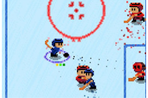 Super Blood Hockey, a ultra brutal 8-bit hockey game - TGG