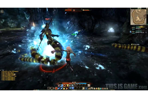 Echo of Soul (KR) - Rogue and Sorceress Gameplay - YouTube