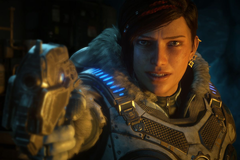 Gears 5 launches next year on Xbox One and PC - The Verge