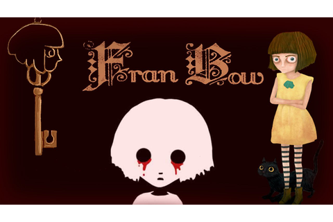 Fran Bow - Disturbing Psychological Horror game - FULL ...