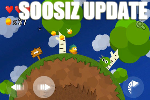 Touch Foo Updates Soosiz (iPhone) for Game Center and ...