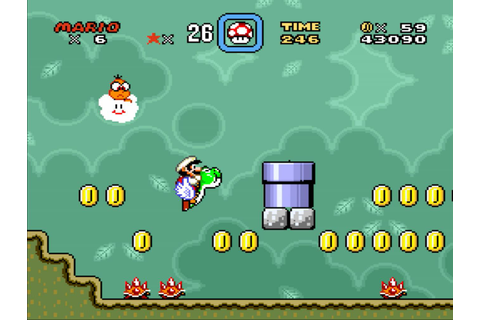 Nostalgia: Super Mario World - TFX