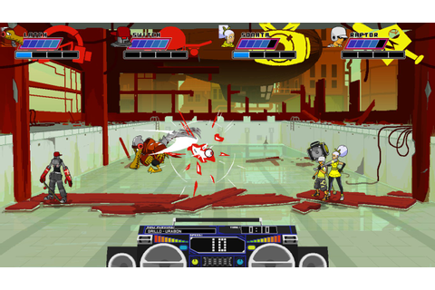 Lethal League PC Game Free Download - Ocean Of Games