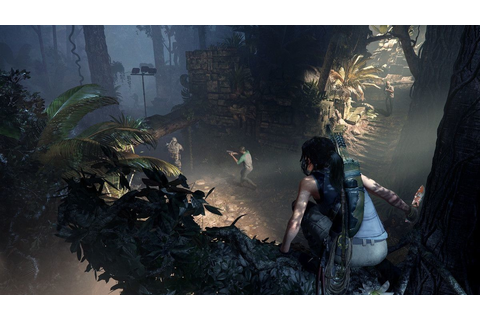 Shadow of the Tomb Raider Definitive Edition - PS4 ...