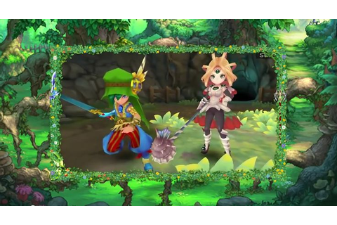... android trailers legends forward legend of mana rise of mana trailer