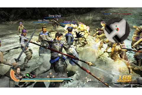 Dynasty Warriors 8 Free Download - Ocean Of Games