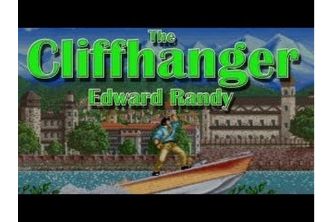 Arcade Game Showcase 009 - The Cliffhanger Starring Edward ...