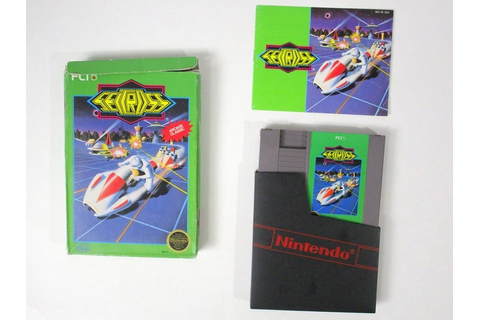Seicross game for NES (Complete) | The Game Guy
