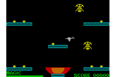 Beaky and the Egg Snatchers (1984) by Fantasy Software ZX ...