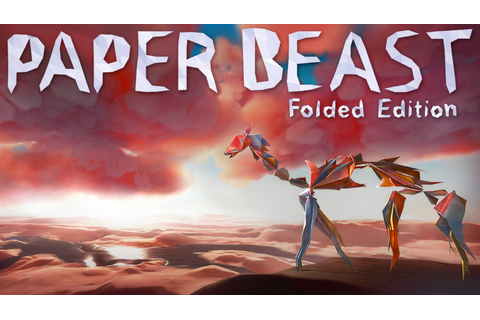 Paper Beast: Folded Edition Out Now on PC | Invision Game ...