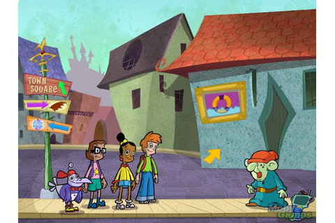 Cyberchase castleblanca quest pc game : clifjalfei