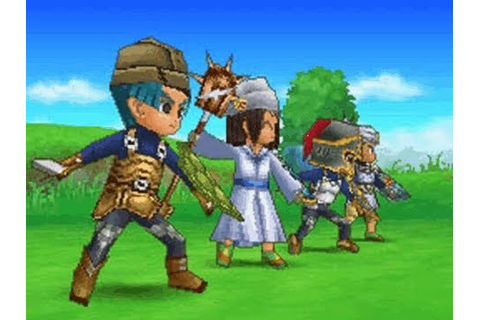 Dragon Quest IX: Sentinels of the Starry Skies (DS Review ...