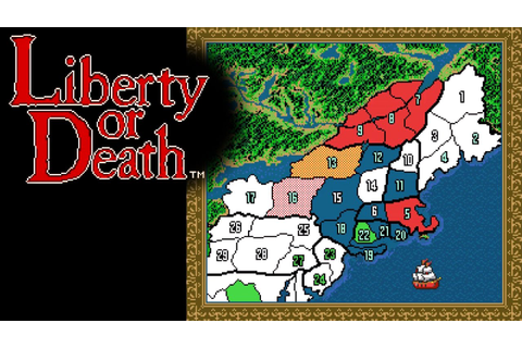 Liberty or Death ... (SNES) 60fps - YouTube
